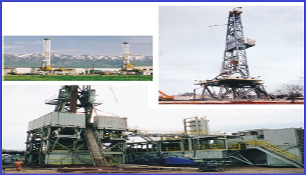 Typical Land Rigs