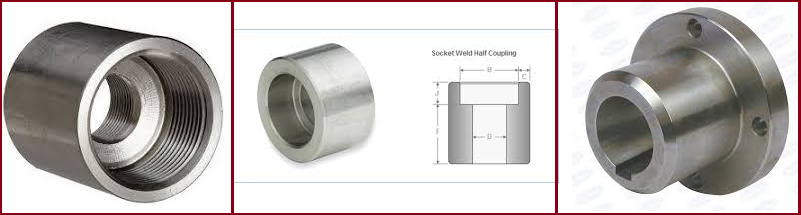 Typical Images of Half Coupling