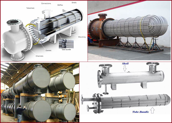 A typical Check List for Reviewing of Shell & Tube Heat Exchanger Drawings