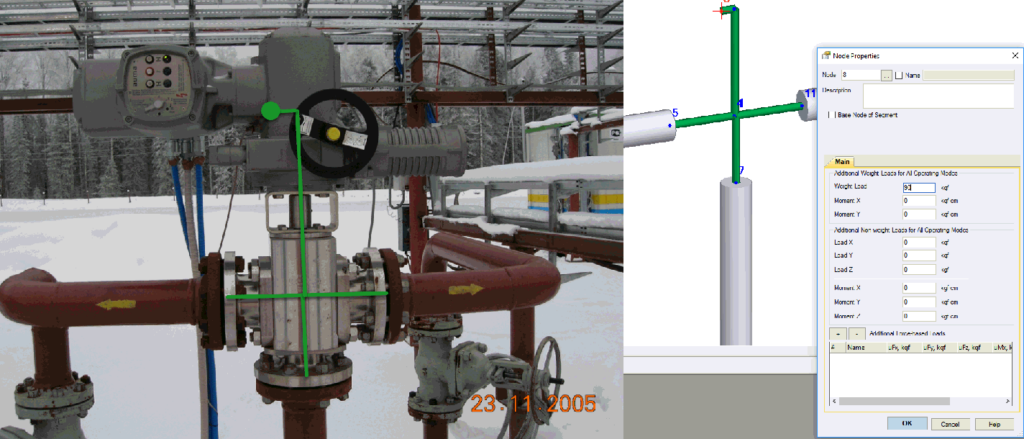 Modeling Valve with Actuator