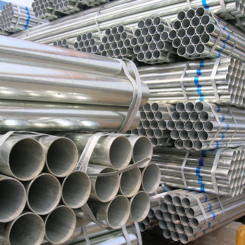 Galvanization Steel Pipes