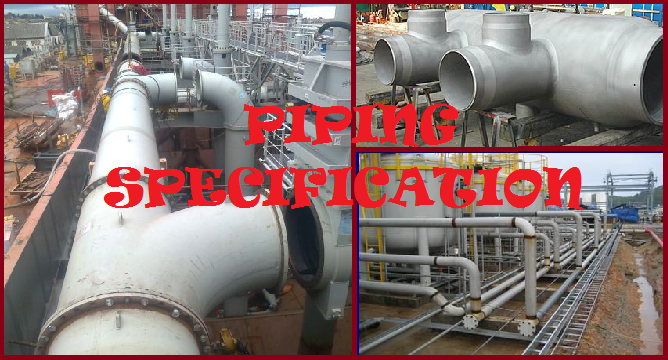 Piping Specification