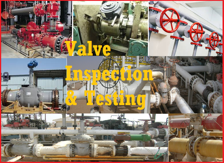 Valve Inspection and Testing