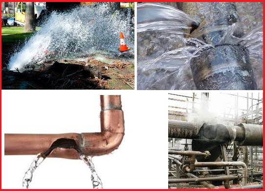 Destructive Impacts due to Water Hammer