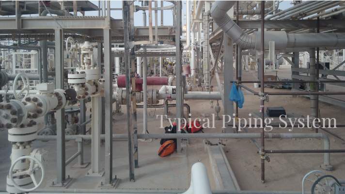 Typical Piping System