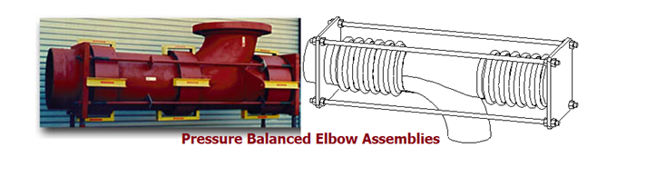 Pressure Balanced Elbow Assembly