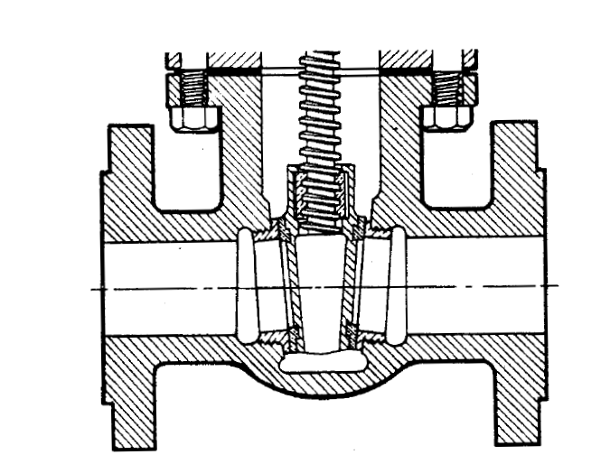 Solid Wedge Gate Valve