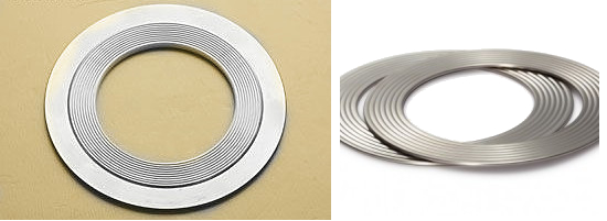 Corrugated Metal Gaskets