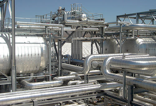 High Temperature and High Pressure Piping System