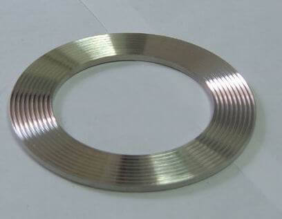 Serrated Metal gasket