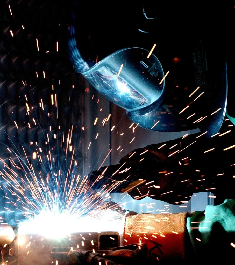 Typical Welding Process