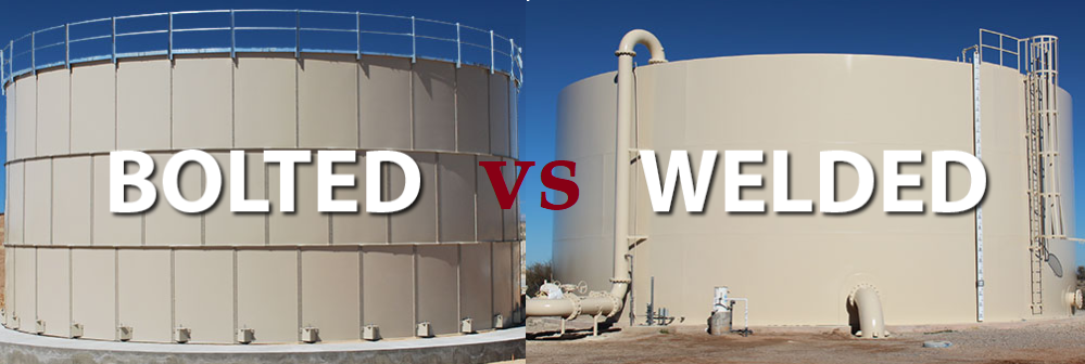 Bolted Tank vs Welded Tank