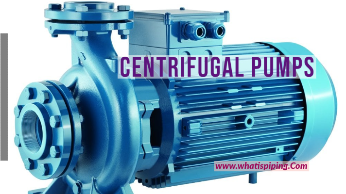 Overview of Centrifugal Pumps