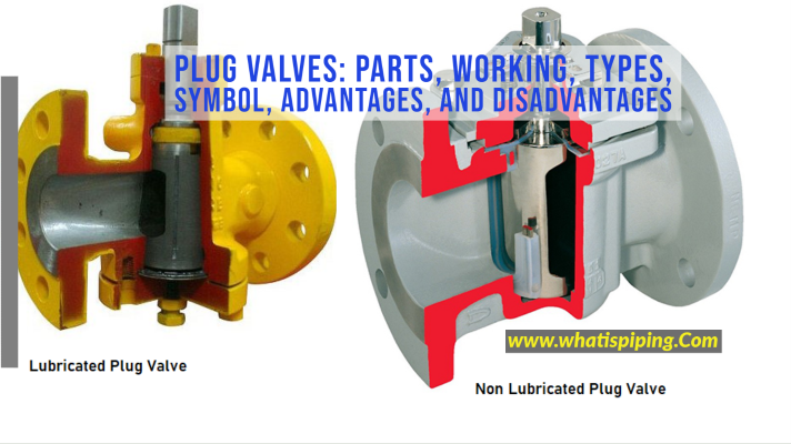 Plug Valves: Parts, Working, Types, Symbol, Advantages, and Disadvantages (With PDF)