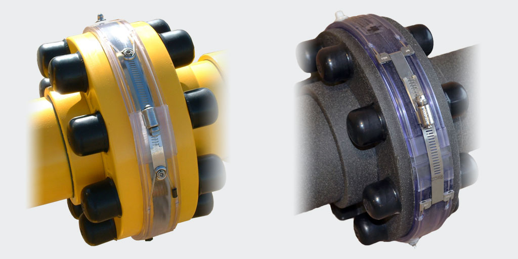 Typical Flange Protectors