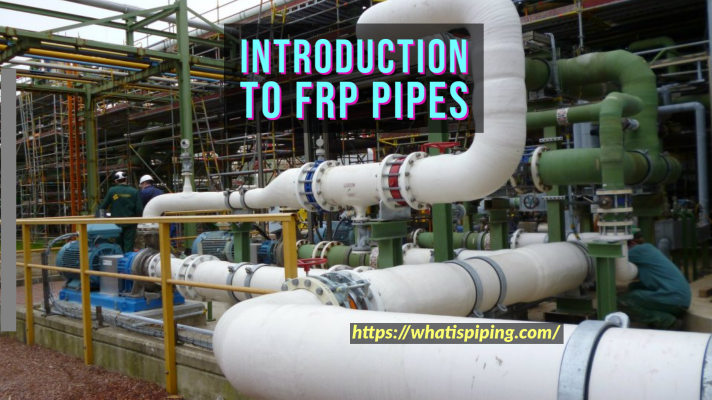 Introduction to FRP Pipes (With PDF)