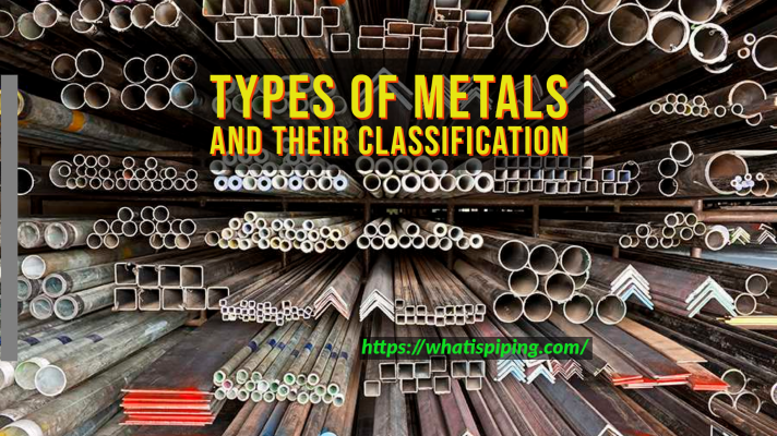 Types of Metals and Their Classification